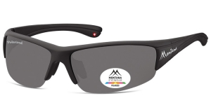SP300;; Black  Polarized - Rubbertouch - Case included ;66;15;125