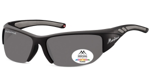 SP304;; Black  Polarized - Rubbertouch - Case included ;64;16;132