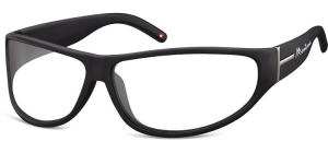 SP308D;;Black + clear (plano lens)Polarized - Cat. 0 Protective lenses - Rubbertouch - Case included;70;14;120