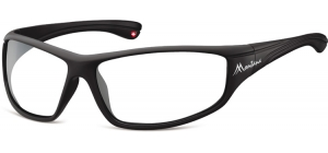 SP309D;;Black + clear (plano lens)Polarized - Cat. 0 Protective lenses - Rubbertouch - Case included;66;15;128