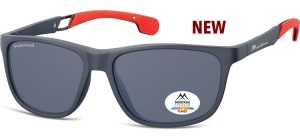 SP315A;;<p> Dark blue + red + blue smoke lenses<br /> <br /> Polarized - Cat. 3 - Matt finishing - Soft Pouch Included</p> ;56;18;142