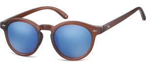 SS28D;; Brown + Revo blue   Revo Lenses - Soft Pouch Included ;48;21;140